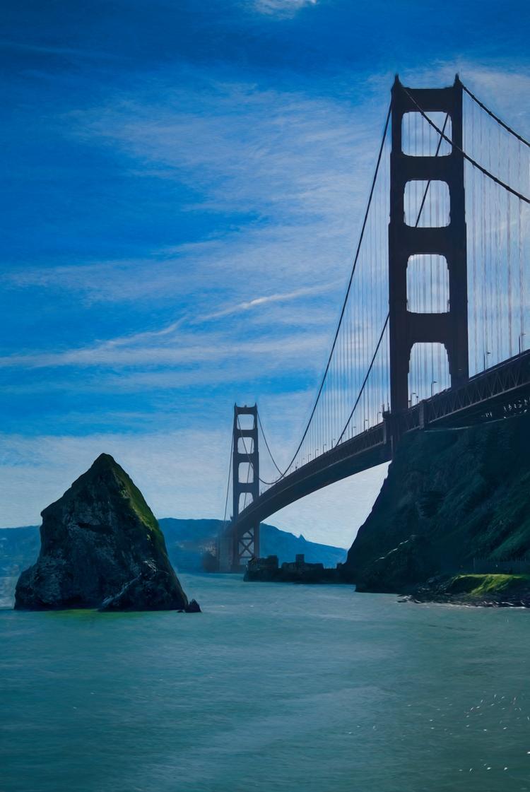 mind millions photos bridge - sanfrancisco - rickschwartz | ello