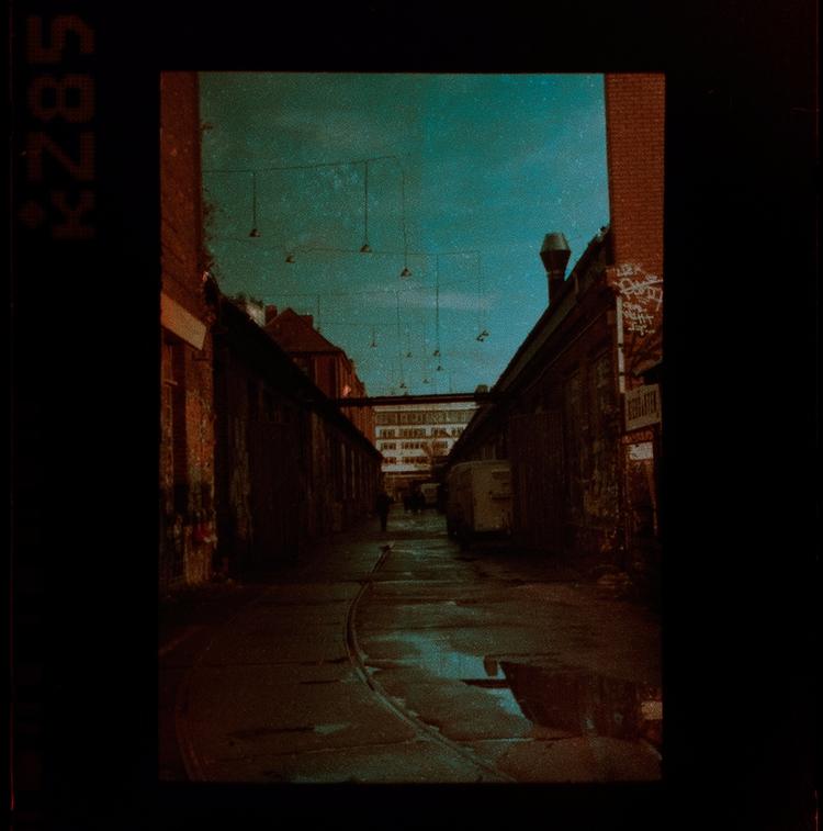 Berlin shot Kodak Vision2 200T  - stikka | ello