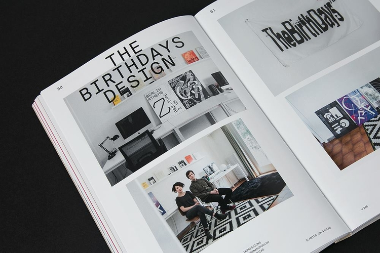 Slanted Athens issue published - strouzas | ello