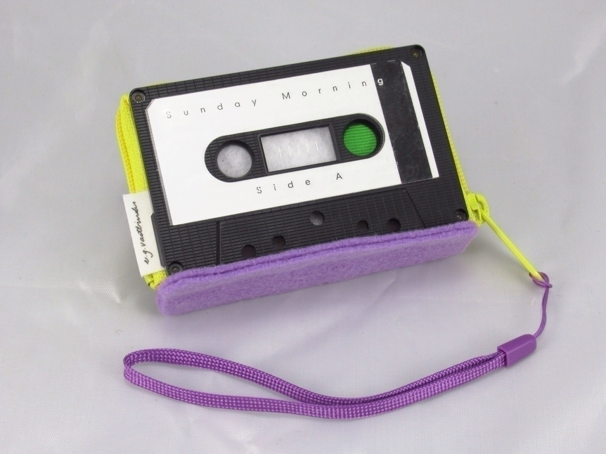 Lots Cassette Tape Wallets shop - egvastbinder | ello