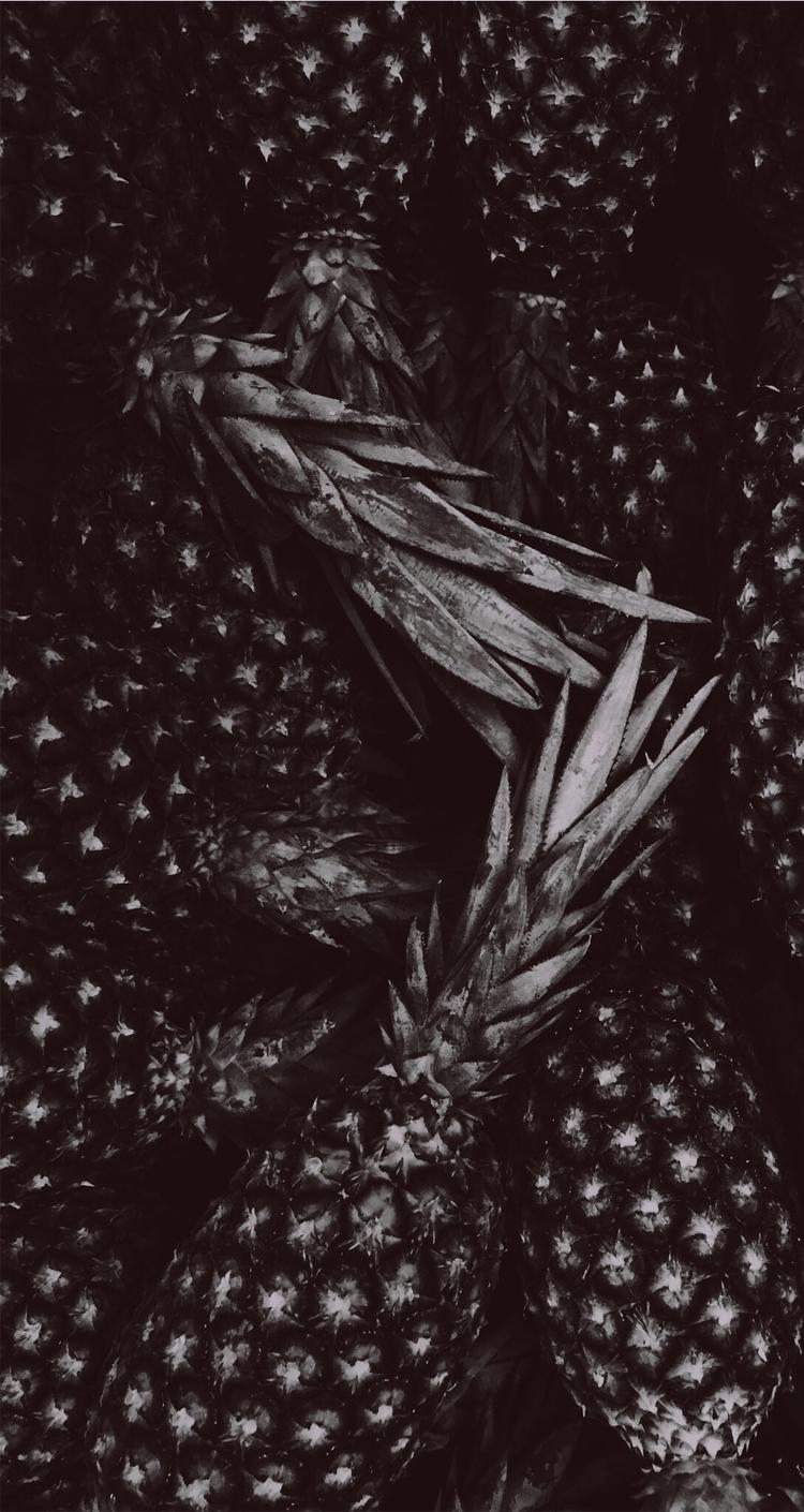 Armadura - pineapple, blackandwhite - victorgermano | ello