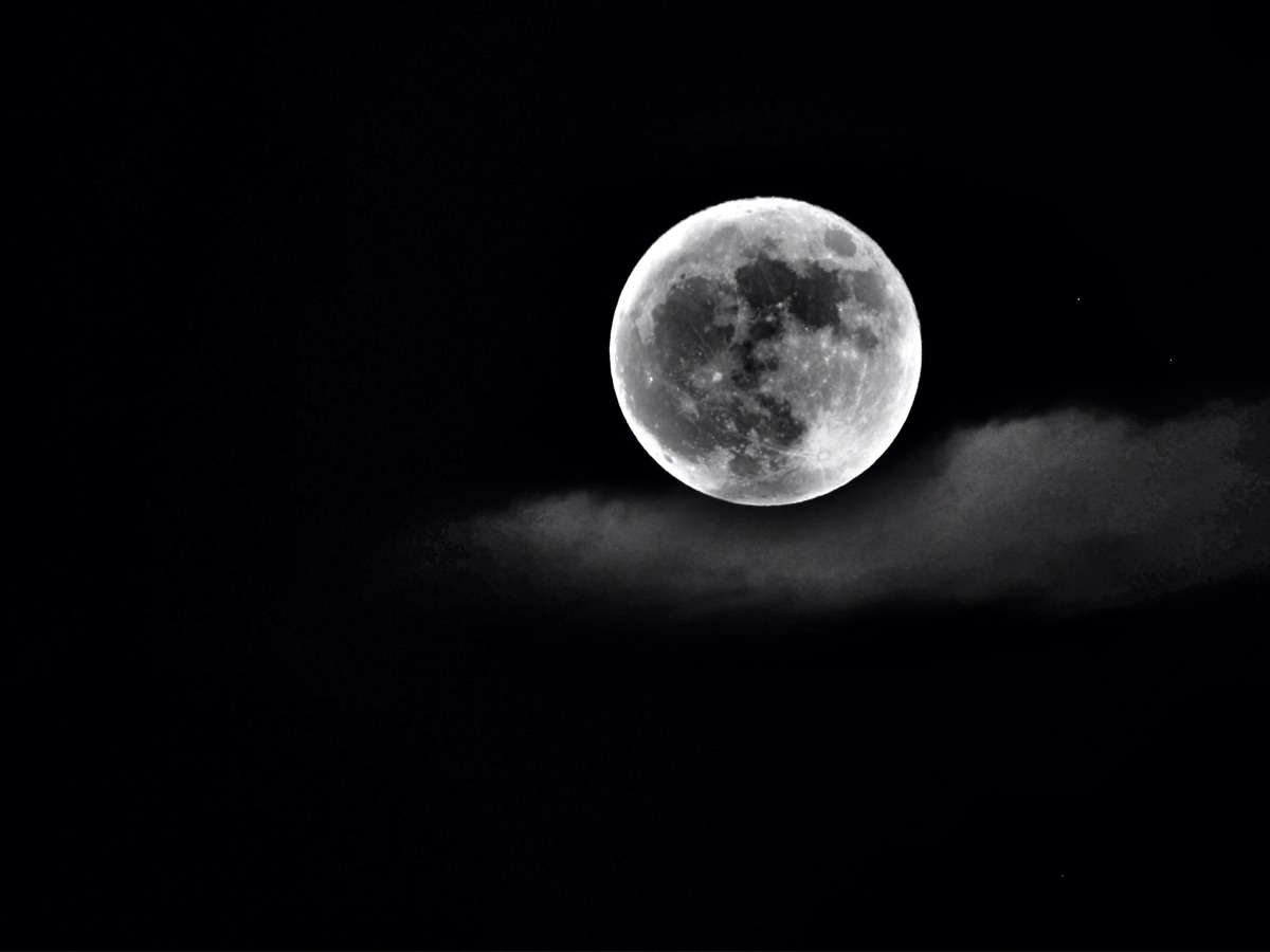 interpretation supermoon - moonscape - tehranchik | ello
