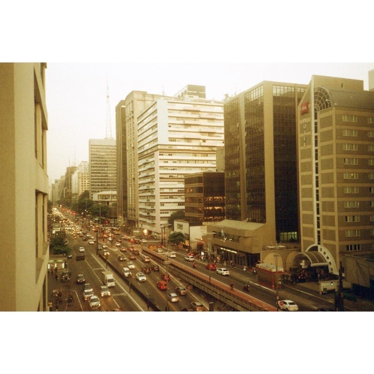 / Avenida Paulista, SP, Brazil - etakaki | ello