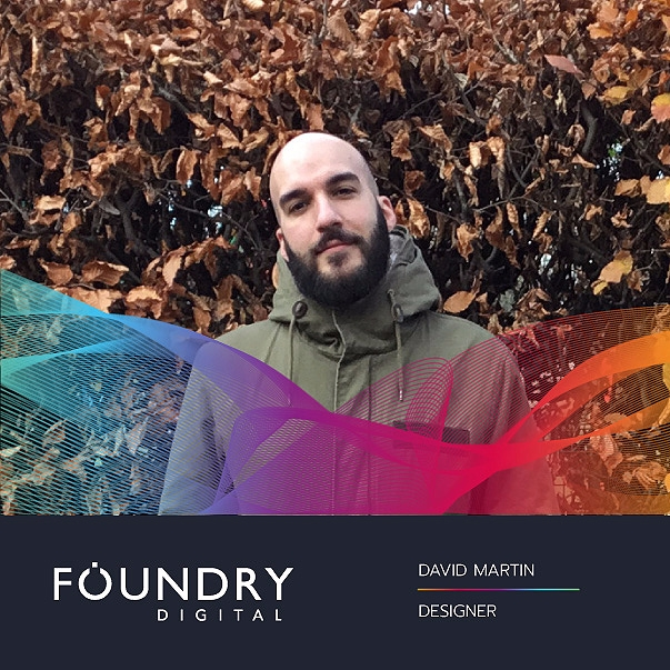 Introducing David - newestdesigner - foundry | ello