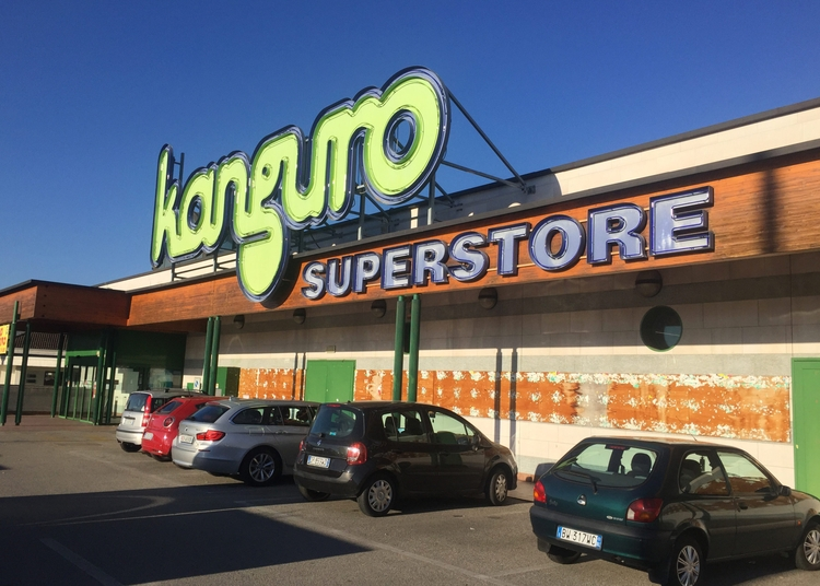 Kanguro Superstore - Photography - marcomariosimonetti | ello
