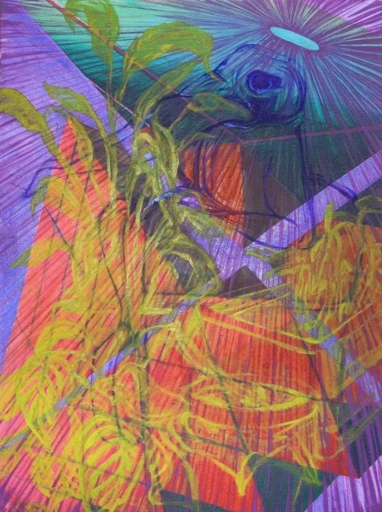 layers perspective - oiloncanvas - maubad | ello