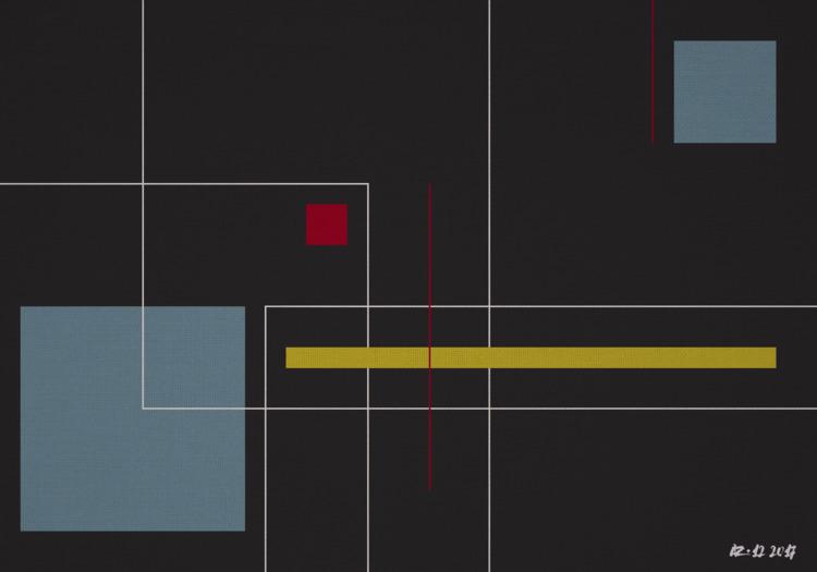 composition-42 - art, contemporary - gfgalli | ello