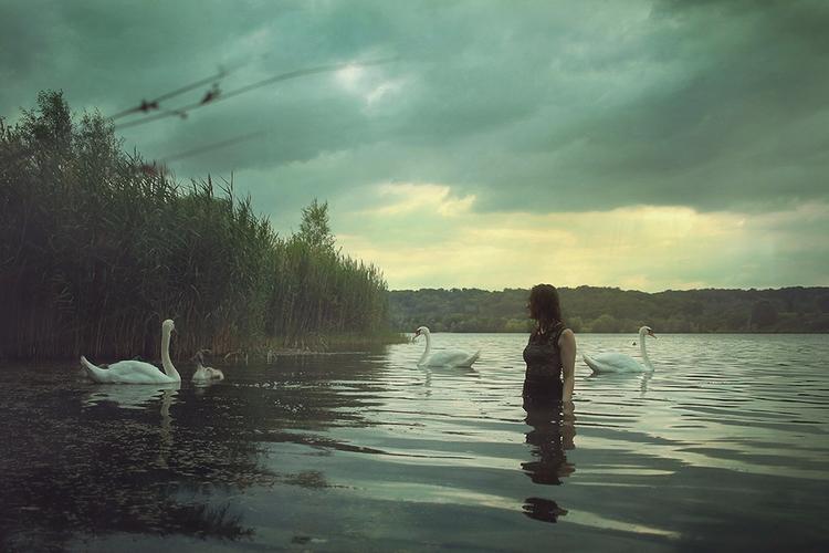 """Black Swamp"" — Photographer: O - darkbeautymag | ello"
