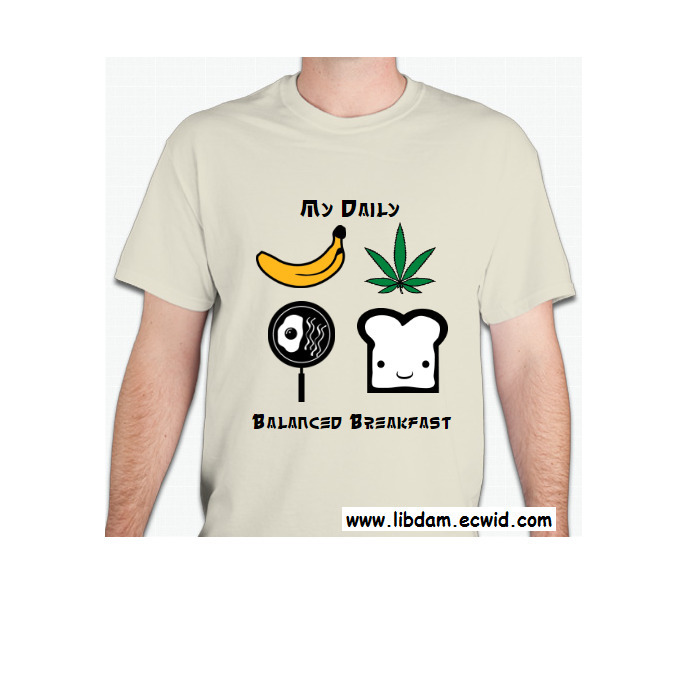 daily, balanced, breakfast, stoner - libdam | ello