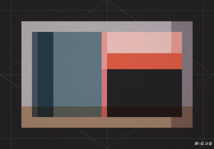 composition-44 - art, contemporary - gfgalli | ello