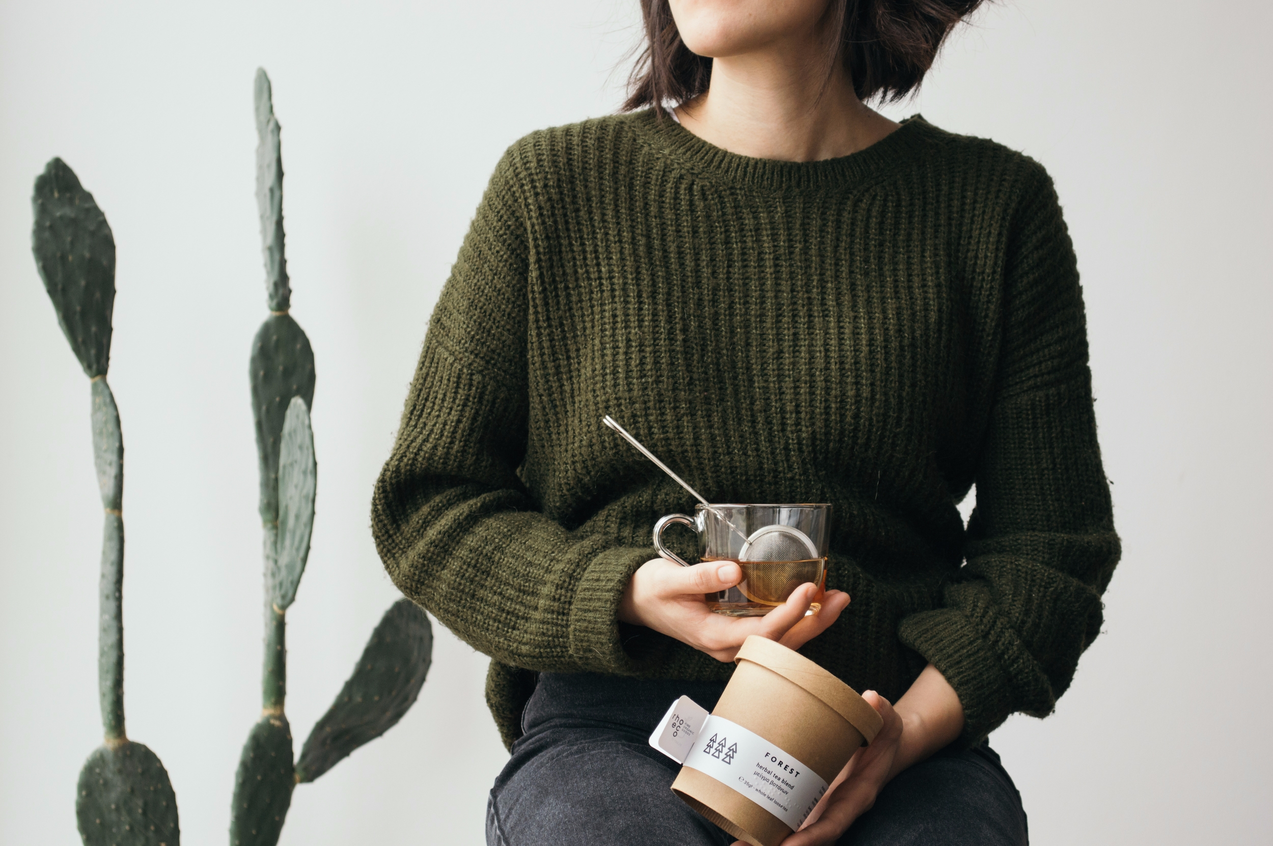 Gifts give Drink Plant  - giftidea - rhoeco_fineorganicgoods | ello