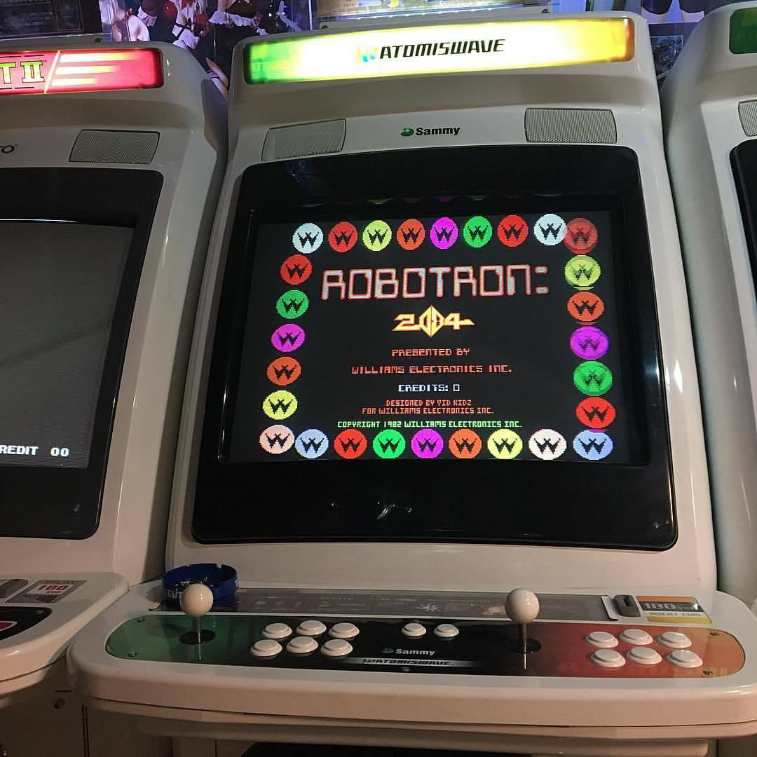 Robotron 2084 - robotron, arcade - aaronkraten | ello