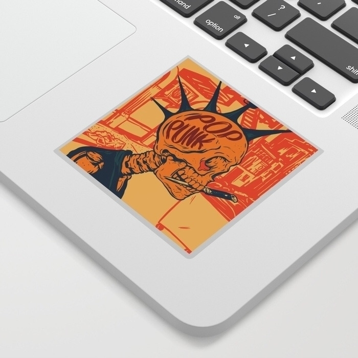 Pop Punk merch, Society6 - thomcat23 | ello