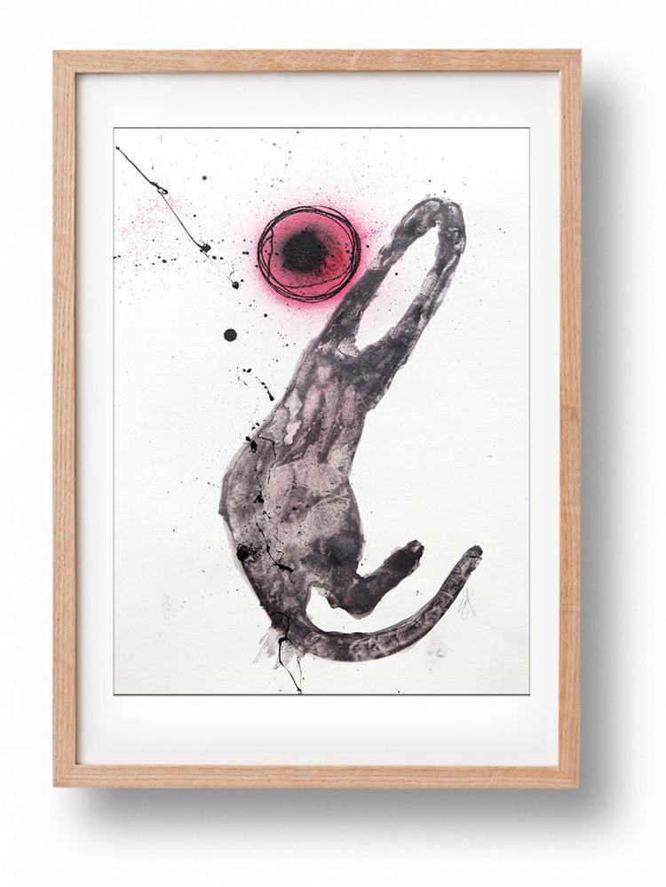 FIGURA DE GATO (figure cat) 24x - sanchezisdead | ello