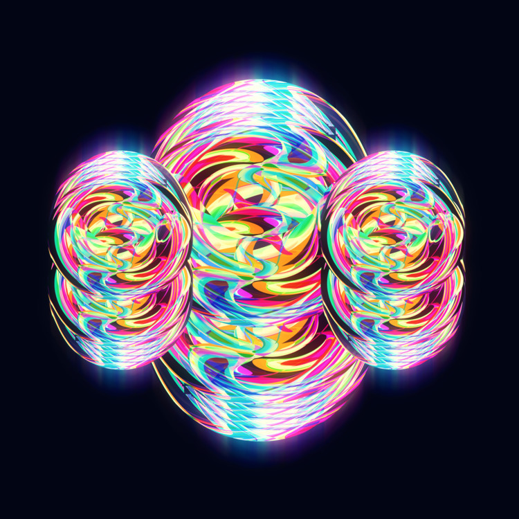 illustration, circle, motion - jamdave | ello