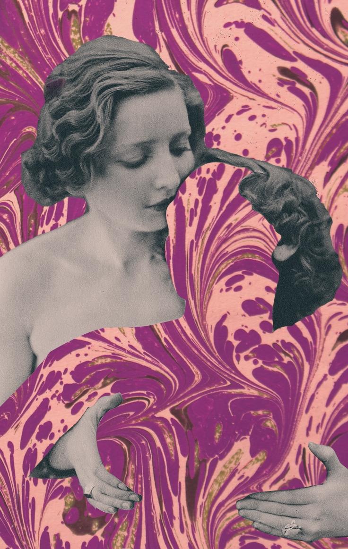 marblepaper, love, digitalcollage - sickbbbb | ello
