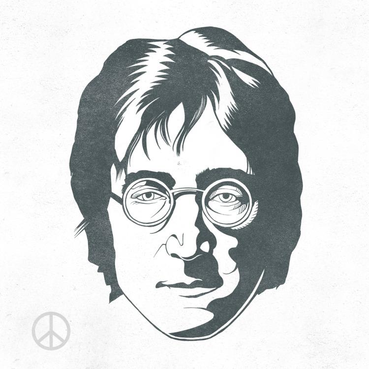 Role models. John Lennon Martin - notbadart | ello