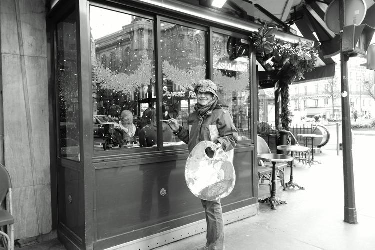 [Paris -- Joyeuses Fêtes / Happ - petit_louis | ello