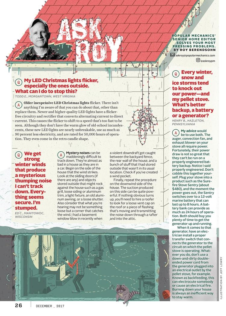 Roy spots turned full page Popu - jefflowryillo | ello