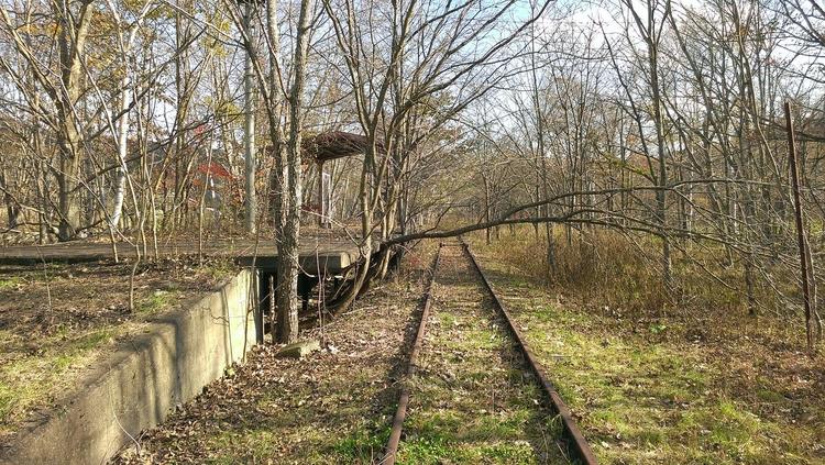 Abandoned, RailwayTracks - shingos | ello
