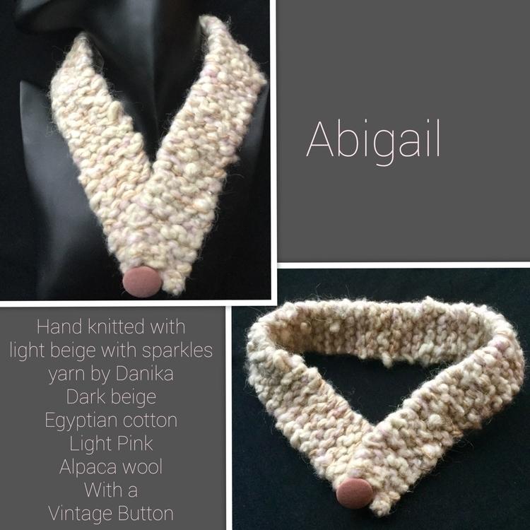 Abigail- Choker/Collar kind dre - laurabalducci | ello