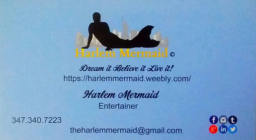 Hire party event land sea Swim  - harlemmermaid | ello