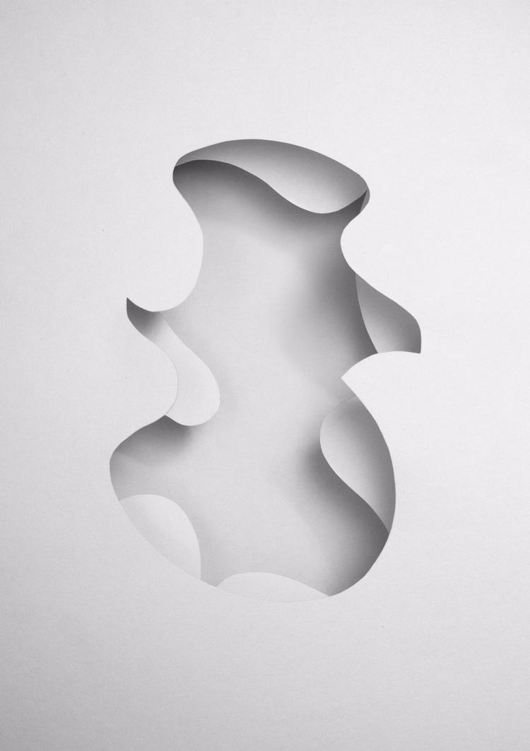 Heimweh—Fernweh Grayscale paper - hellovasty | ello
