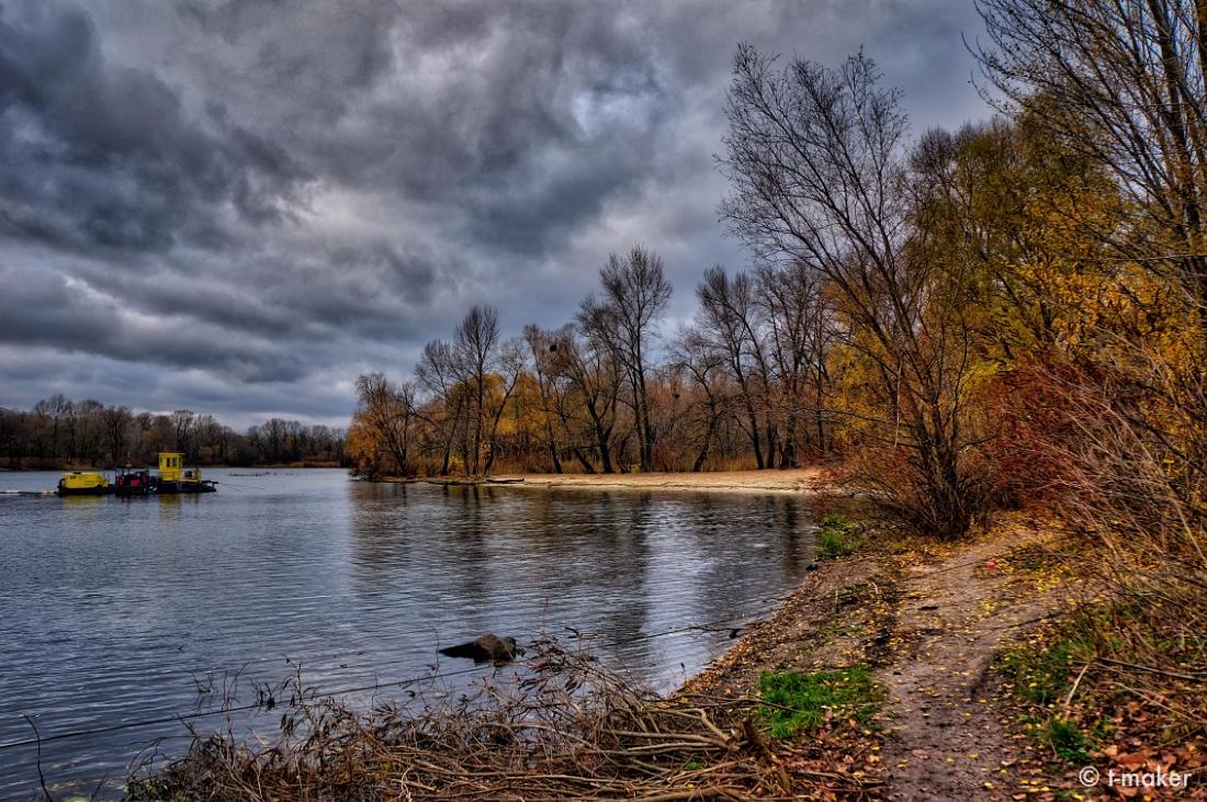 River Beach Autumn | Flickr - river - t-maker | ello