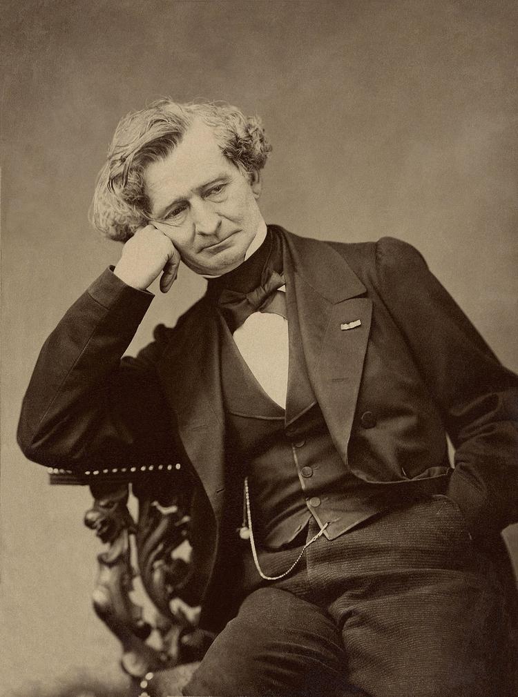 Happy birthday Hector Berlioz,  - rleebyers | ello