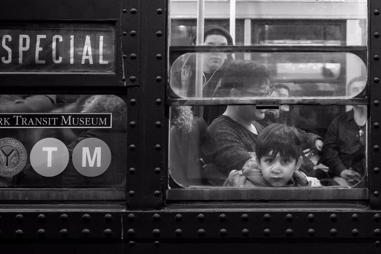 Special Vintage Train, NYC - giseleduprez | ello