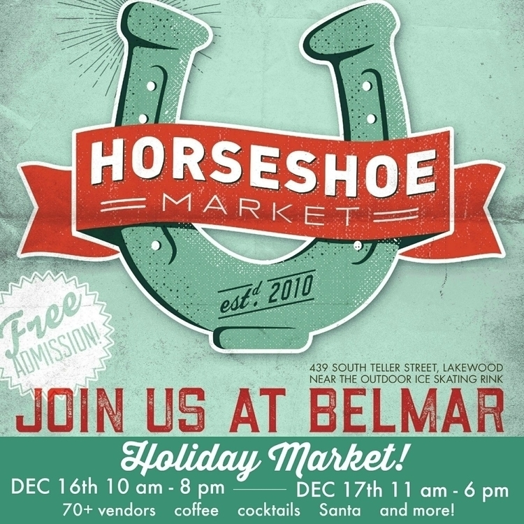 Join weekend Holiday Horseshoe  - midnightjo | ello