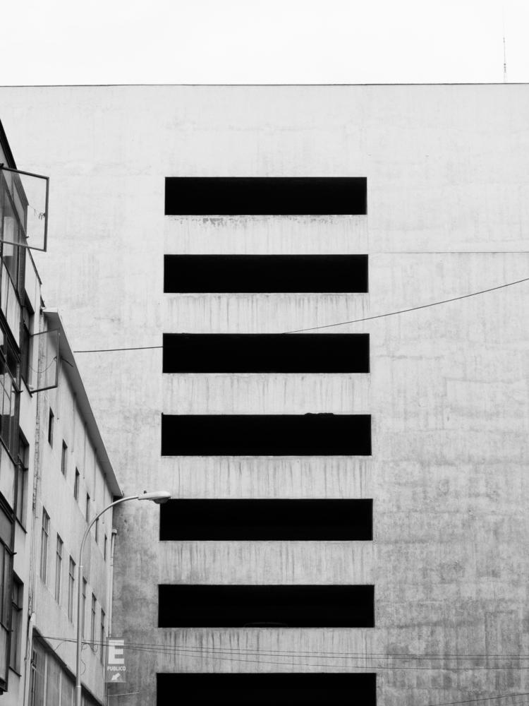 Black Gates - street, building, urbex - lchloe | ello