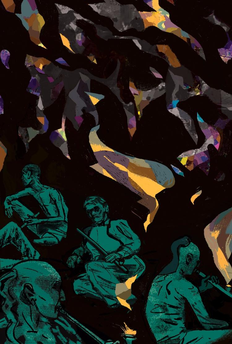 art, arte, artinfo, artist, artnews - ciaran_illustration | ello