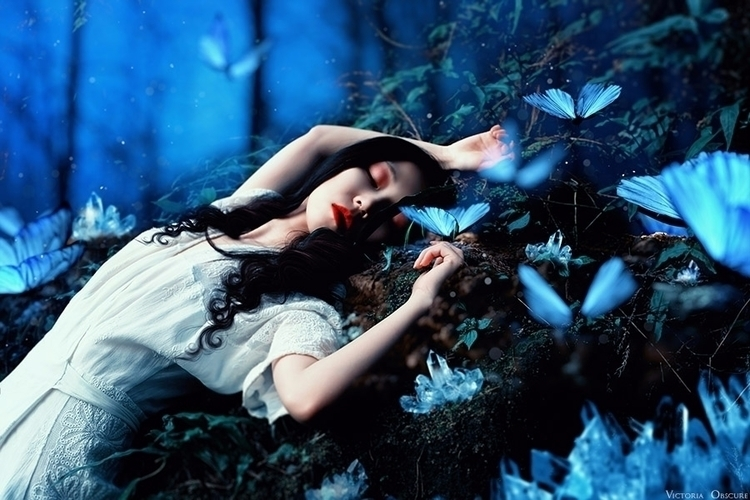 Sleeping Beauty - victoriaobscure | ello