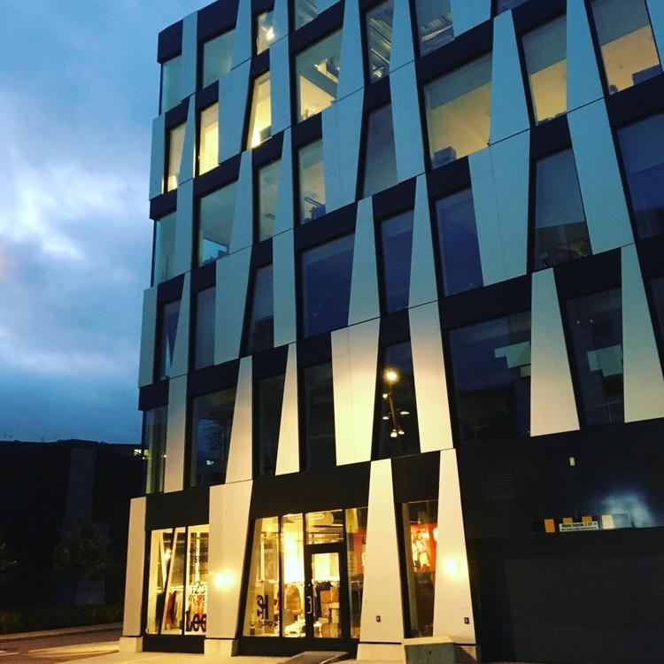 architecture Nydalen Oslo, clos - stigergutt | ello