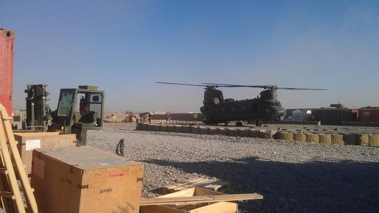 RAF Boeing CH-47D Chinook HC2 p - ninjair | ello