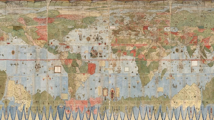 Restauran impresionante mapa de - codigooculto   ello
