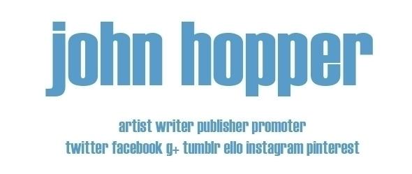 FOLLOW SOCIAL MEDIA... ello: pi - johnhopper   ello