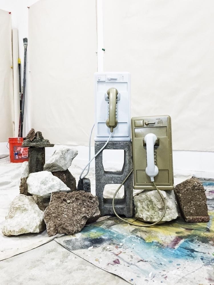 Studio - elloart, elloabstract, sculpture - samo4prez   ello