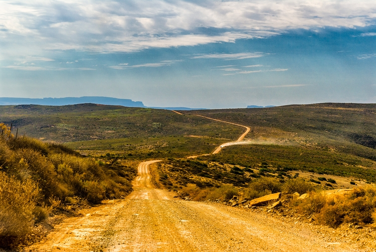 making dust Wilderness - SouthAfrica - christofkessemeier | ello
