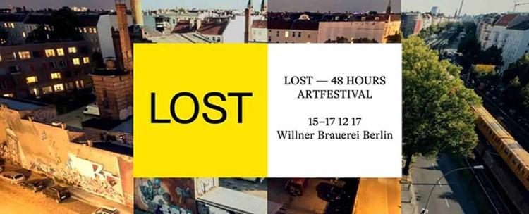 Amazing event Berlin! Lost 48 H - fumogallery | ello