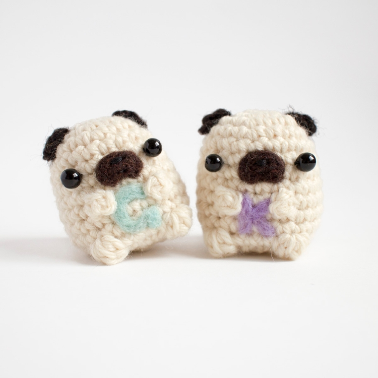 Working custom alphabet pug ord - mohu | ello