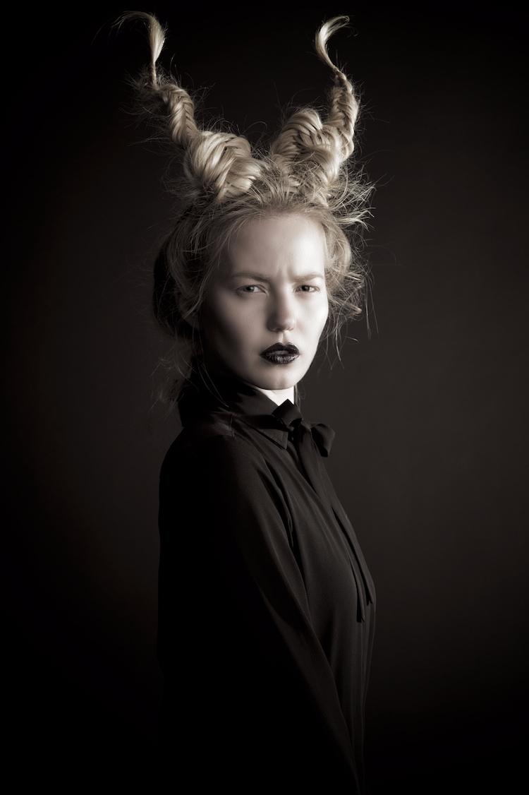 Photographer: Tony Schuller Mak - darkbeautymag | ello