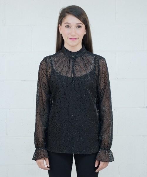 • ready! shop online - blouse, projectaj117 - canonblanc | ello