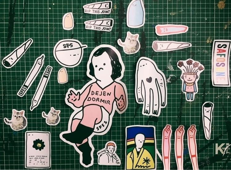 Stickers :airplane:️ - safosone | ello