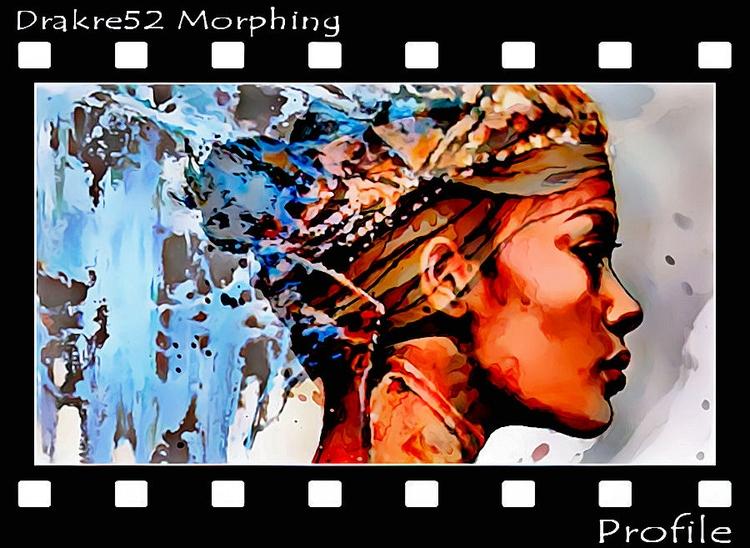 Profile IV Morphing. Watch film - drakre52 | ello