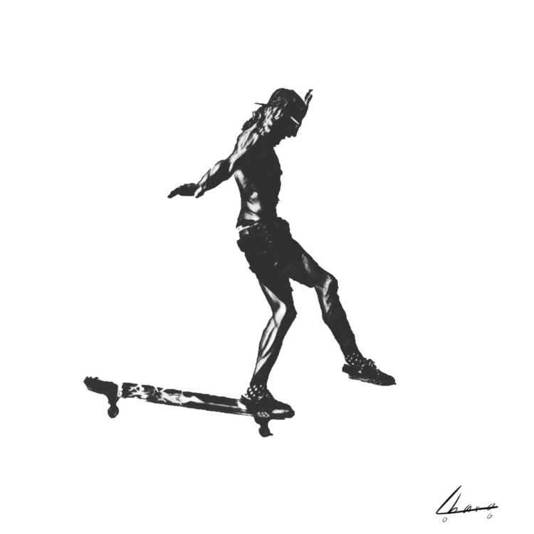 skate - chanosebastian | ello