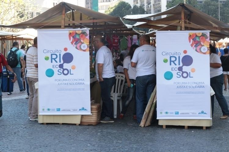 Festival de Economia Solidária  - riowebfolio | ello