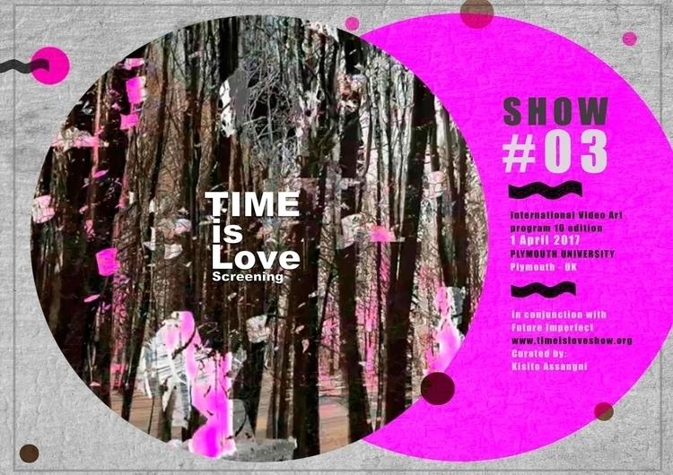 Time Love Screening. Edition (A - romangomes | ello