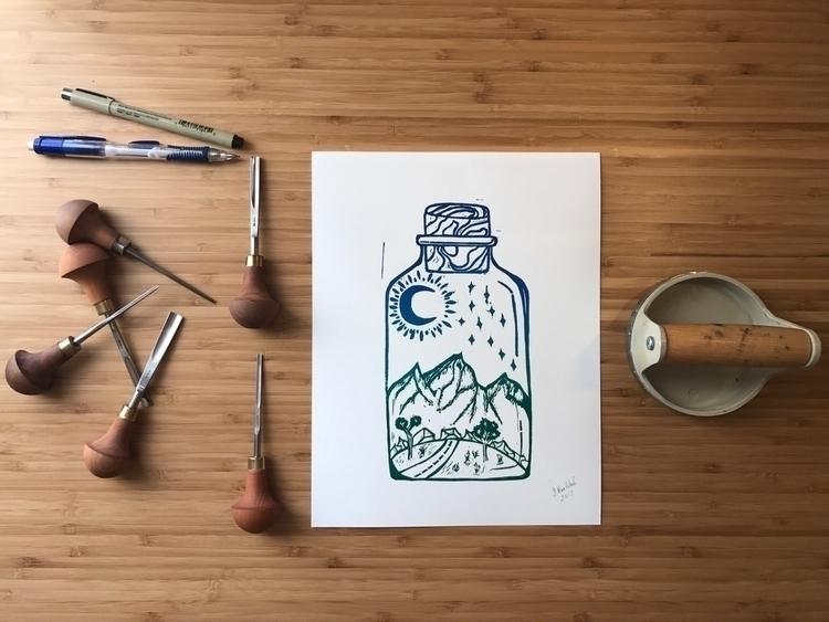 Desert bottle Www.joshuatreepri - alderandash | ello